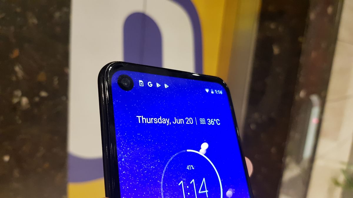 Motorola One Vision First Look: A Contender in the Megapixel Game