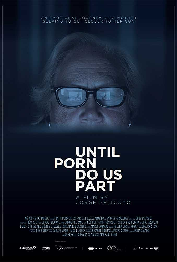 A poster for <i>Until Porn Do Us Part</i>, a film screened at the Kashish Mumbai International Queer Film Festival.