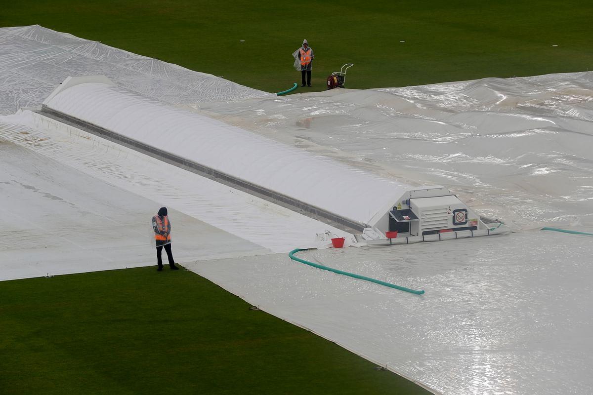 Heavy Rain in Southampton, India vs NZ WTC Final Set for Delays