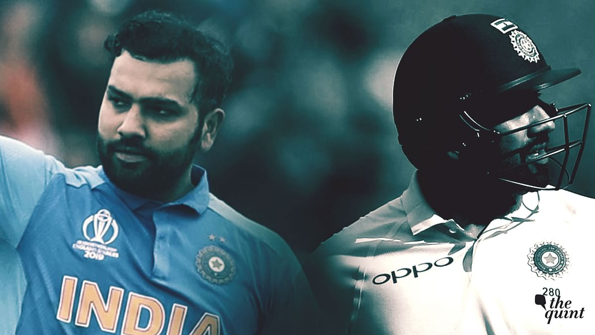 Why has Rohit Sharma not been able to replicate his white-ball form in Test cricket?
