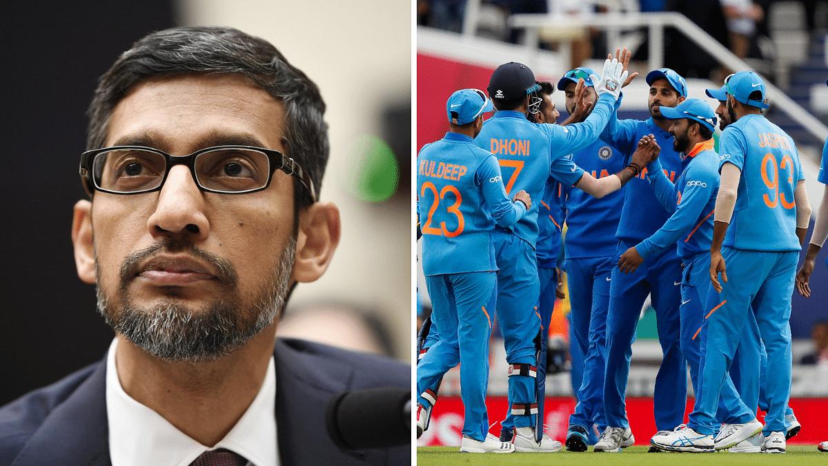 Sundar Pichai Predicts India & England Will Play WC Final