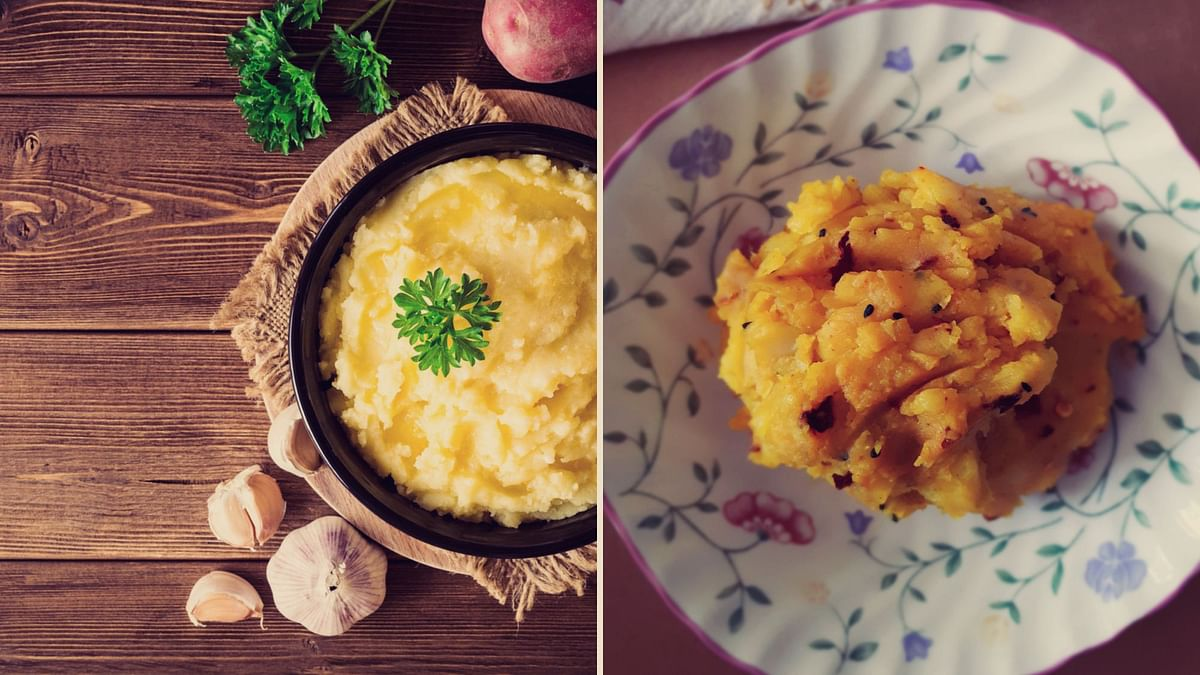 A Scrumptious Affair: Why Aloo Sheddo/Mashed Potato is Dear to Me
