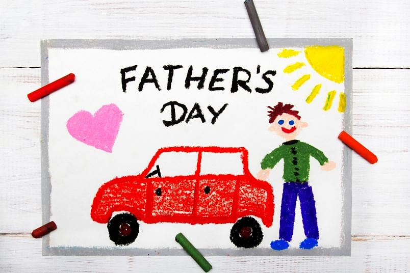 """Write a thank you note, <a href=""""https://www.thequint.com/lifestyle/last-minute-fathers-day-2020-gift-ideas-to-save-the-day"""">buy him a gift</a> or bake a cake at home; any gesture that you make to show your gratefulness towards him will surely make him happy and proud to be your father."""