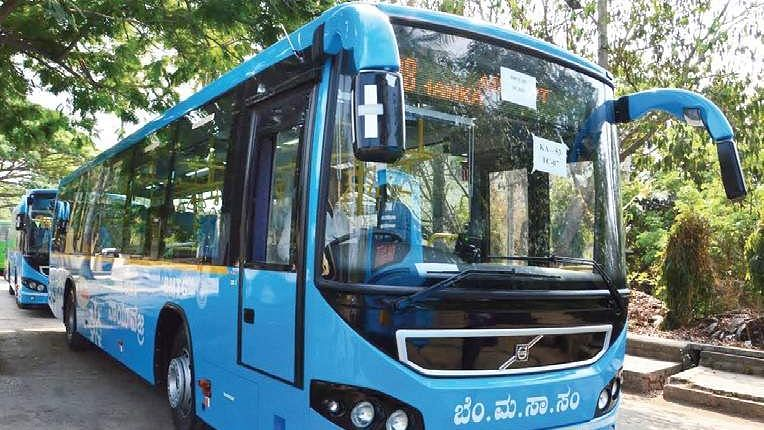 BMTC's AC buses are expected to go to KSRTC