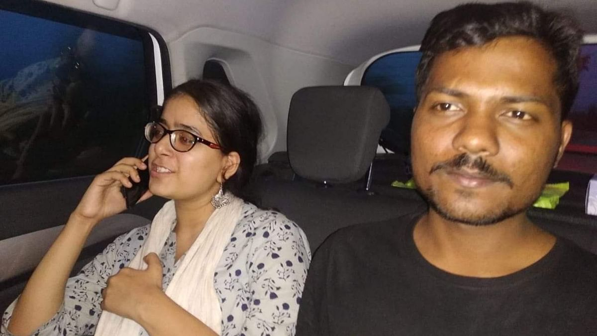 Prashant Kanojia Released, Says 'Have Faith in Constitution'