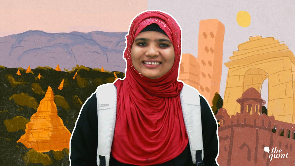 Meet Tasmida, the First Rohingya Refugee Girl to Enter College