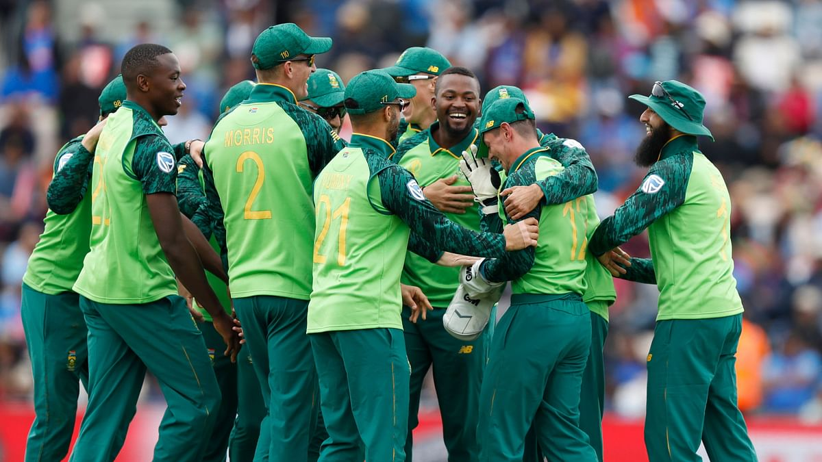 South Africa has now lost three matches on the trot.