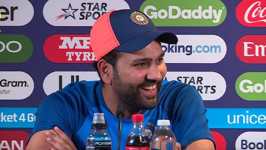 Rohit's Hilarious Reply When Asked About Pant's Batting Position