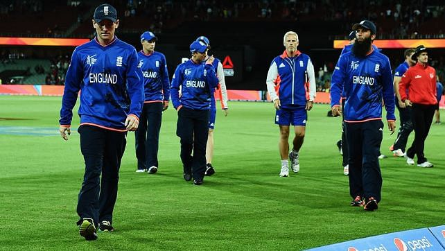 England's loss to Bangladesh in 2015 World Cup knocked them out of the tournament.