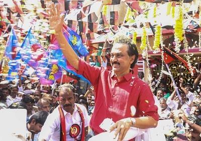 Stop Andhra from raising Palar check dams height: Stalin to TN