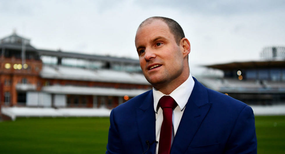 Former captain Andrew Strauss  was appointed as the director of England cricket in April 2015.