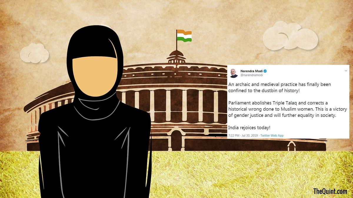 'Plainly Discriminatory': Twitter on Passage of Triple Talaq Bill