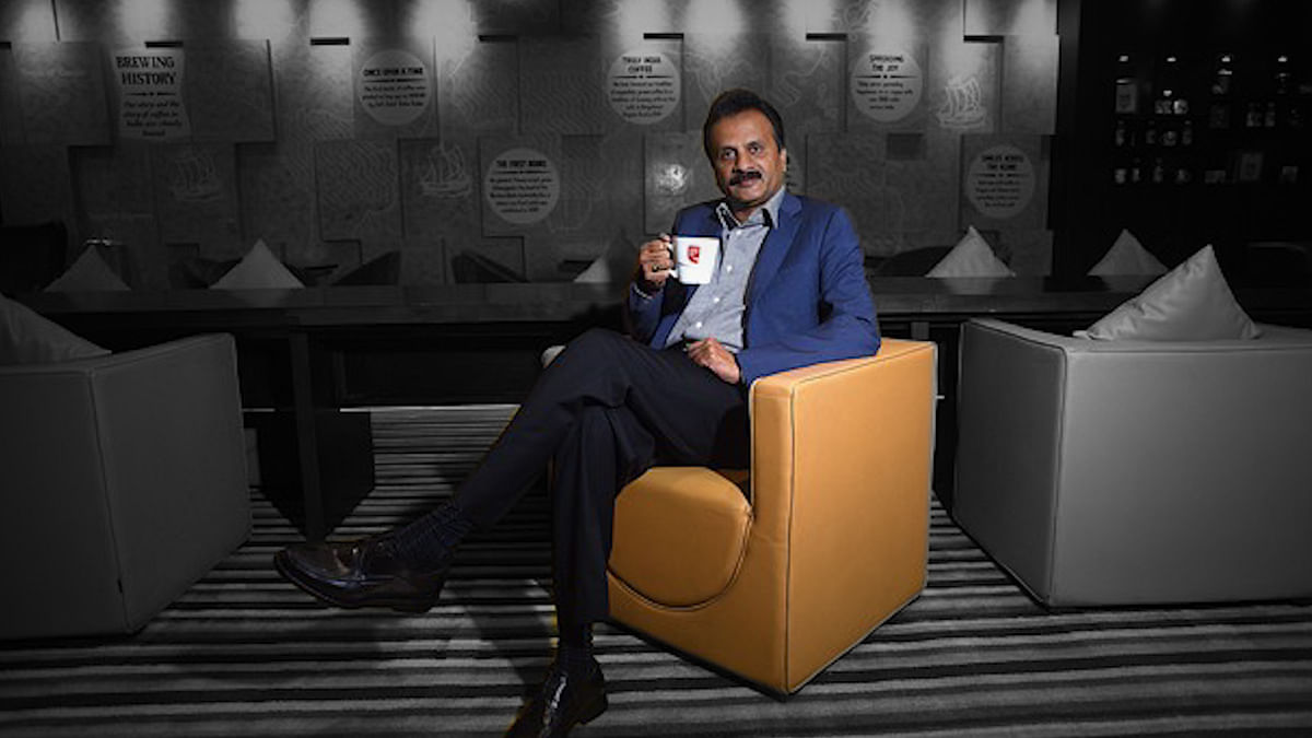 VG Siddhartha: Story of India's 'Coffee King' & His CCD Empire