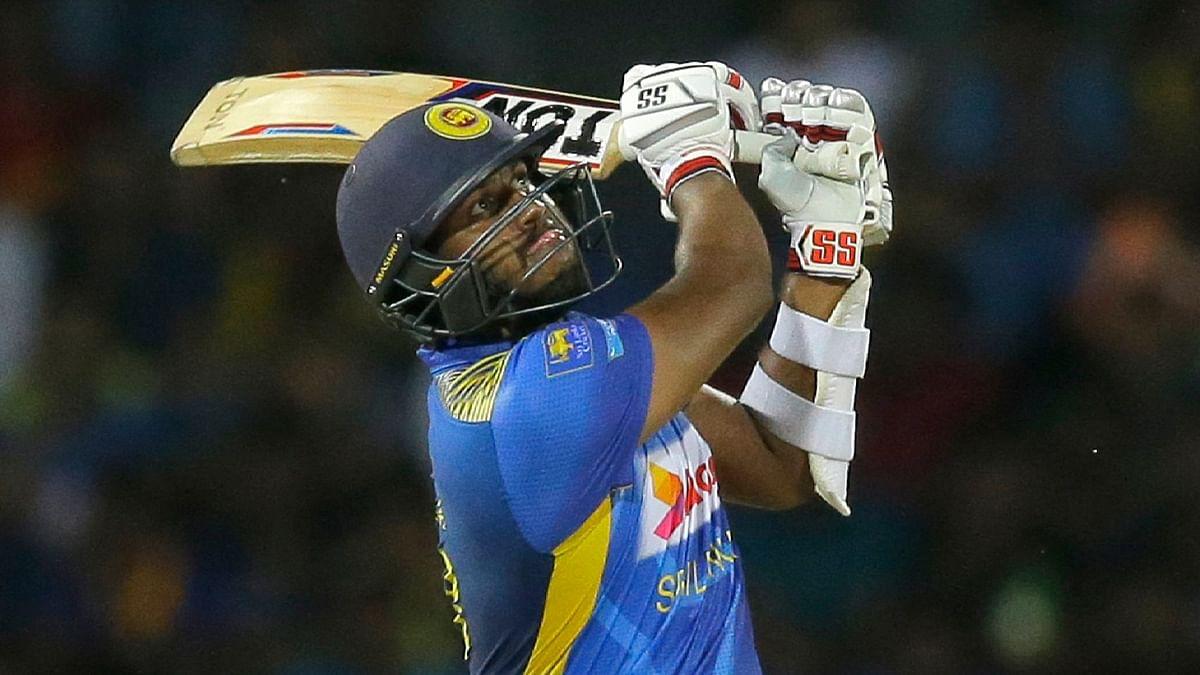 Avishka Fernando scored 82 off 75 balls as Sri Lanka beat Bangladesh by seven wickets.