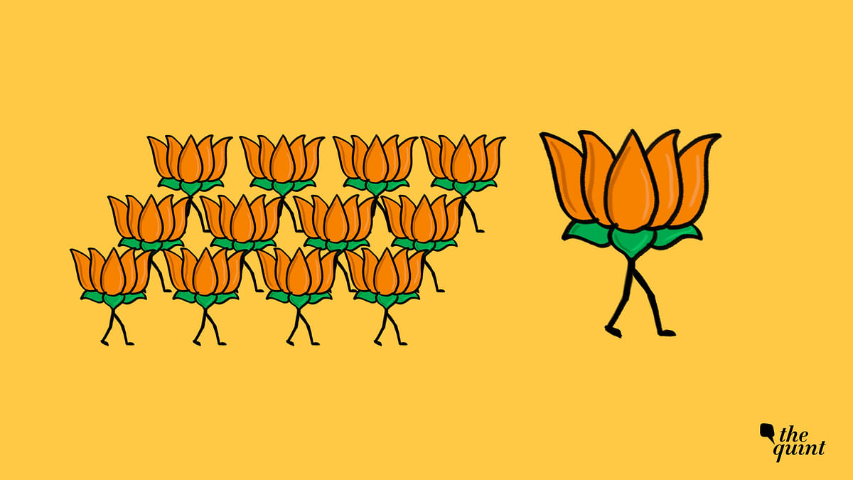 How the BJP Cemented its Presence & Influenced India Over 40 Years
