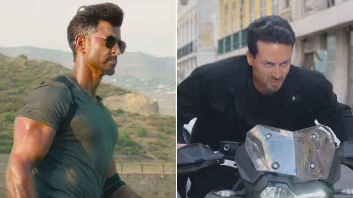 'War' Teaser: Hrithik & Tiger Caught in an Action-Packed Face Off