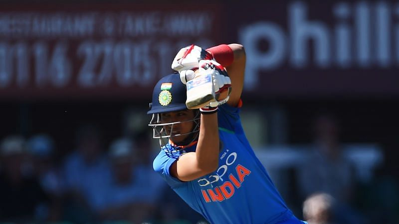 He scored 133 runs from 4 matches batting in the middle-order for India A including a unbeaten century (109 retired hurt) in the second game.