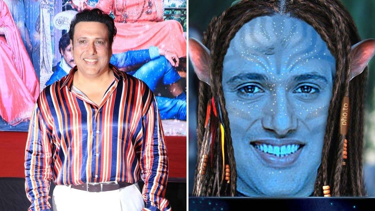 Govinda has claimed he turned down a role in <i>Avatar</i>.