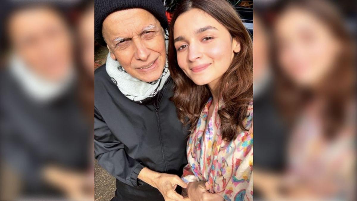 Alia Bhatt wraps shoot of <i>Sadak 2.</i>