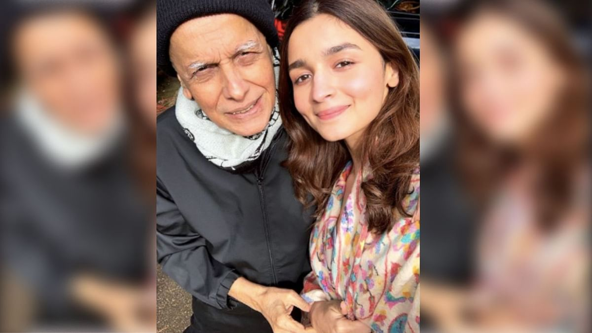 Alia Wraps 'Sadak 2', Pens Emotional Note for Dad Mahesh Bhatt