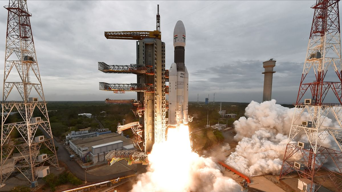 Chandrayaan II launched on 22 July, Monday from Sriharikota.