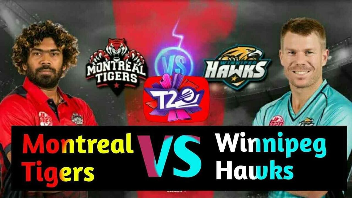 Montreal vs Winnipeg Live Steam: Where to Watch Global T20 Online