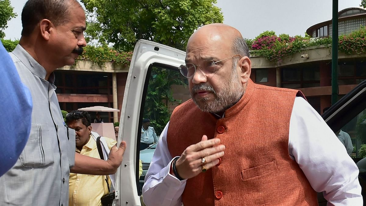 Home Minister Amit Shah on Wednesday, 24 July defended amendments to an anti-terror law, saying they are was essential to keep law enforcement agencies one step ahead of terrorists.
