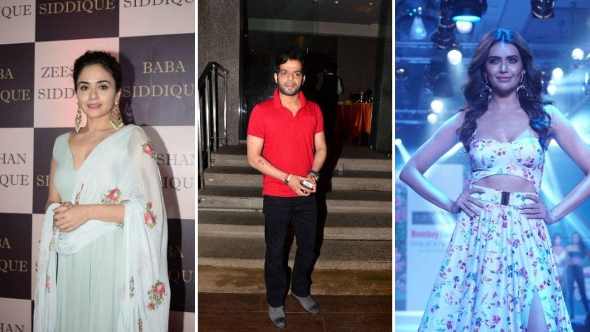 Amruta Khanvilkar, Karan Patel, Karishma Tanna and others will be a part of Khatron Ke Khiladi Season 10