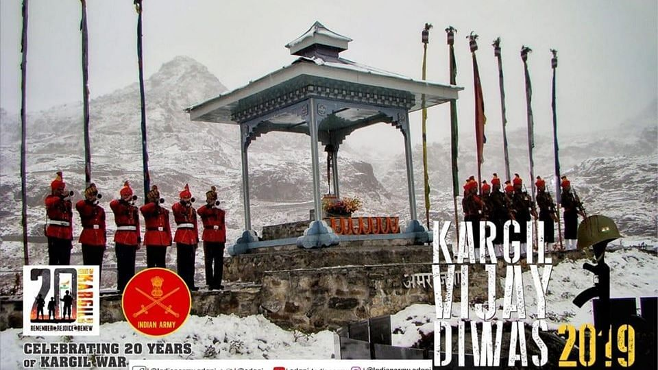 Army Tweets 'An Ode to the Kargil Soldier' on 20th Anniversary