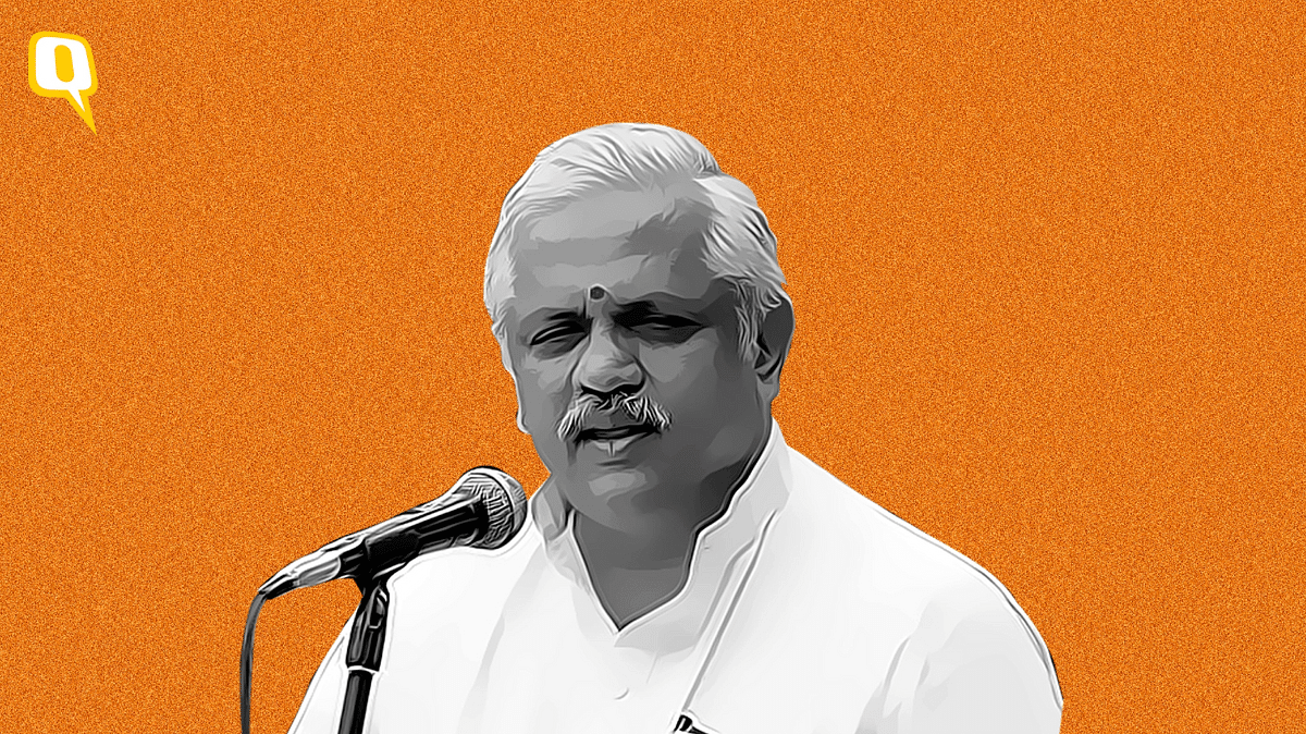 BL Santhosh: The Purist Seeking to Tighten RSS' Grip on the BJP