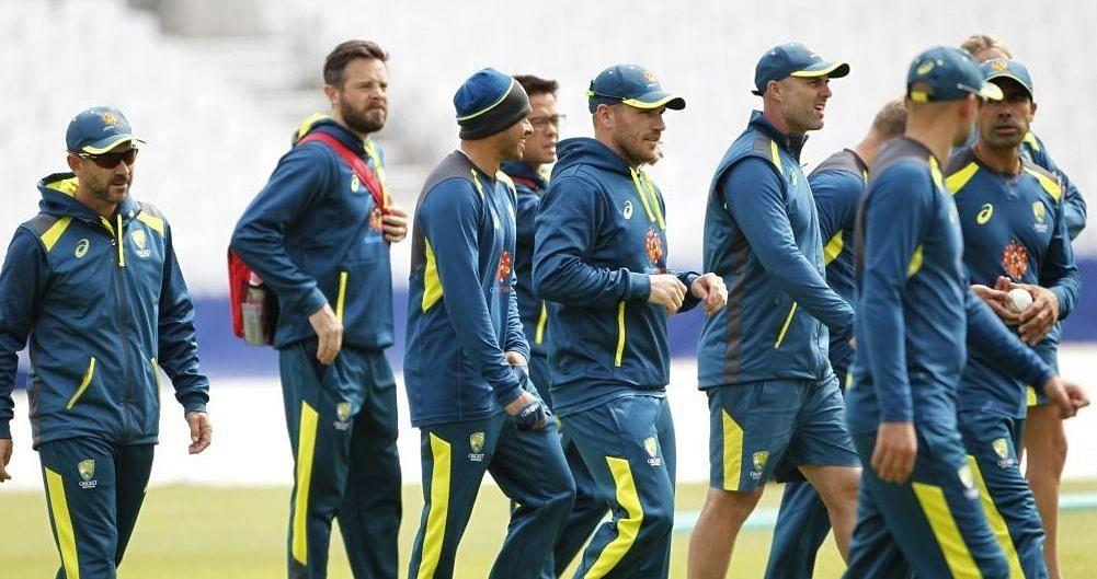 Australia Stars Go Barefoot in World Cup Bonding Session