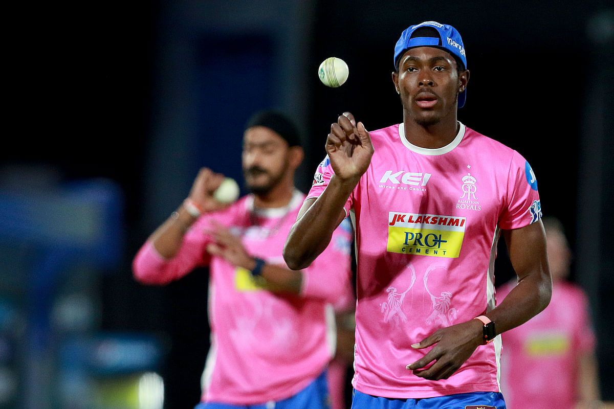 Jofra Archer has been playing the IPL for the last few seasons and turned out for Rajasthan Royals this year.