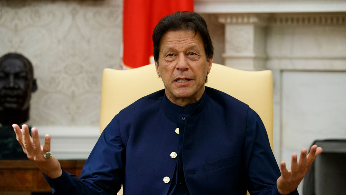 Imran Khan to Meet Taliban in Attempt to End War in Afghanistan