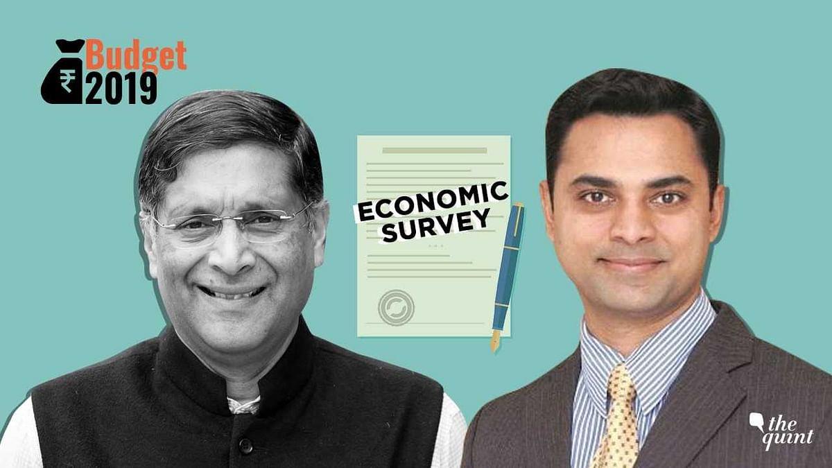 Economic Survey  Retains  Mojo as Subramanian Replaces Subramanian