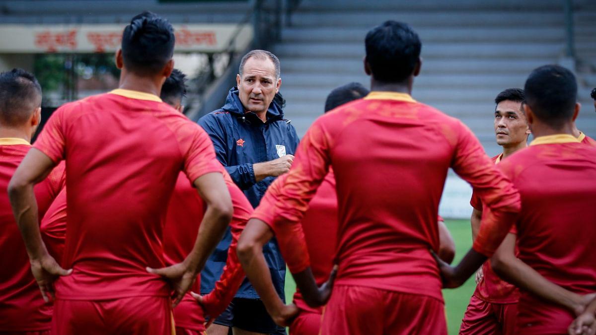 India Coach Igor Stimac Names Squad for SAFF Championship in Maldives