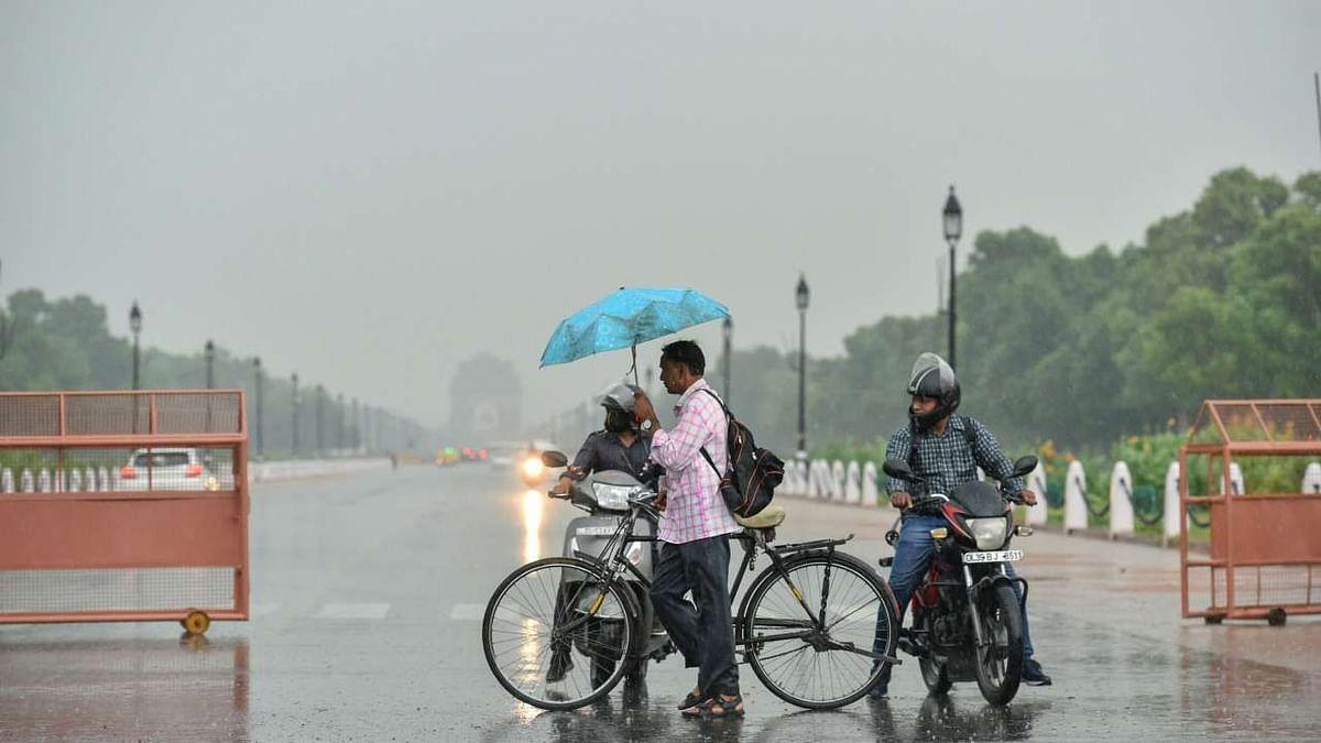 Monsoon Finally Arrives in Delhi, Light Showers Expected: IMD
