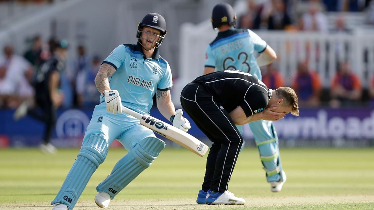 Eng v NZ WC Final LIVE: England Crowned Champions!