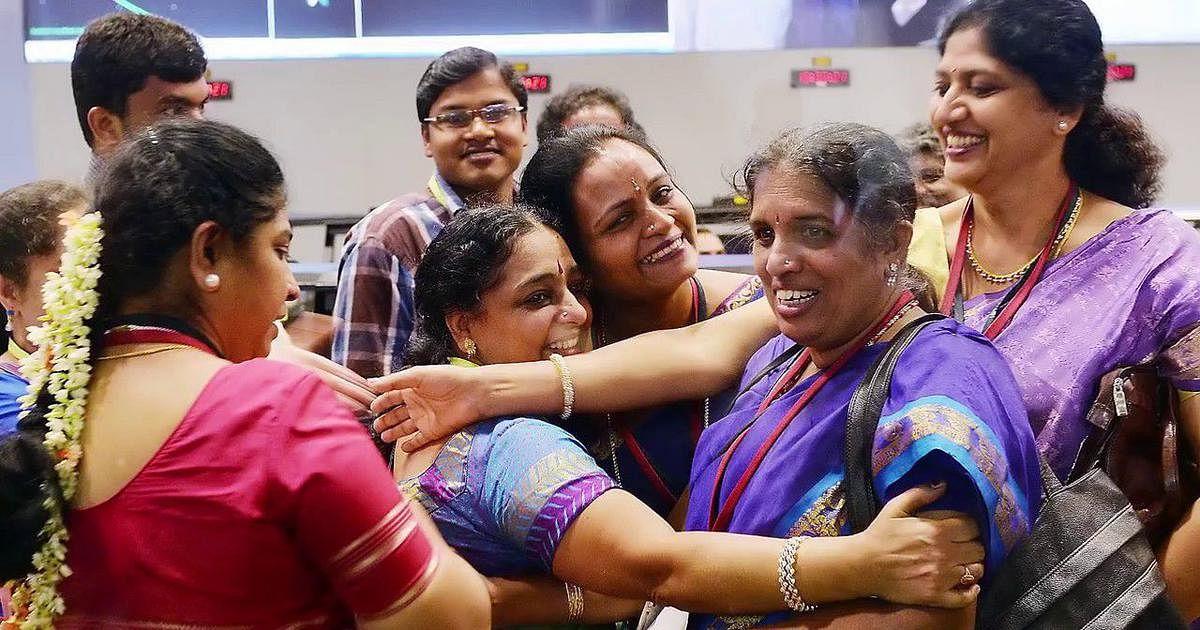 ISRO's women scientists