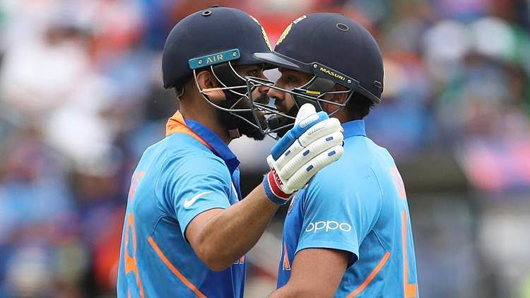 Kohli Maintains Top Spot in ICC ODI Rankings, Rohit Moves to 2nd