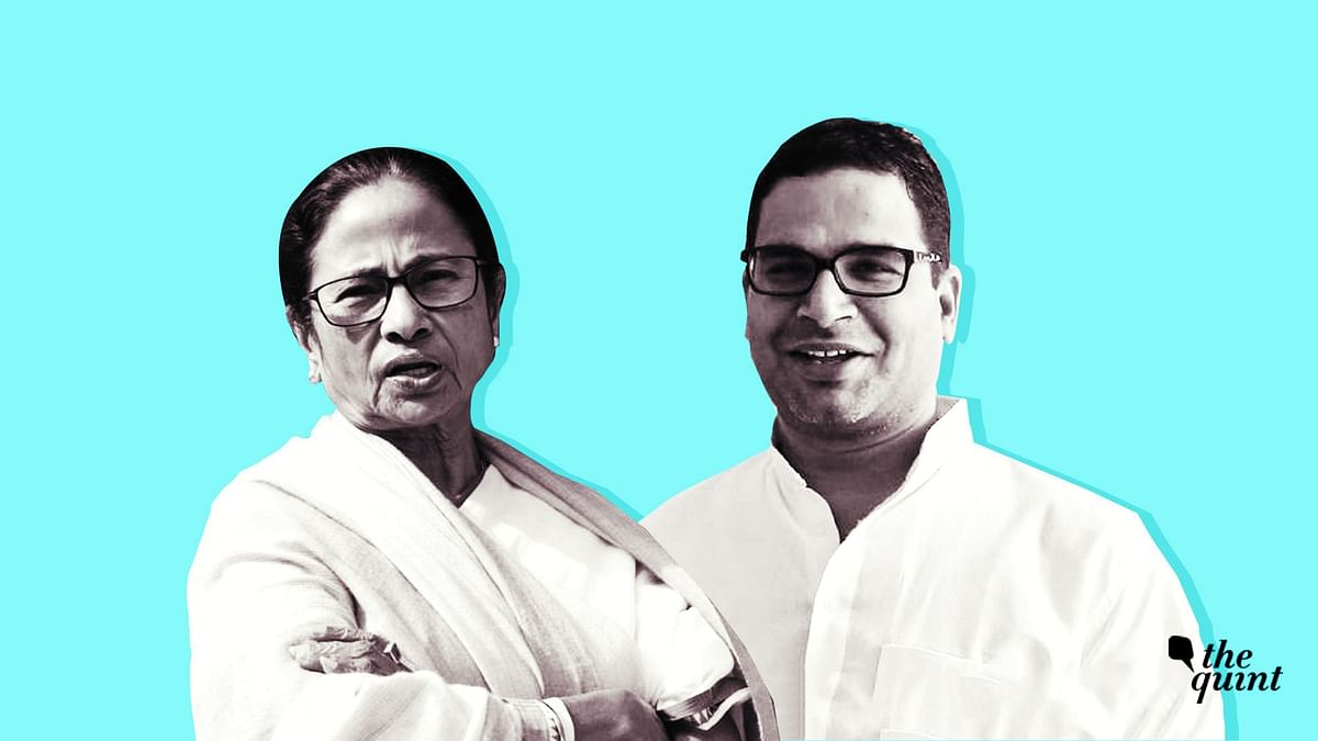 Prashant Kishor By Her Side, is Mamata in Damage Control Mode?
