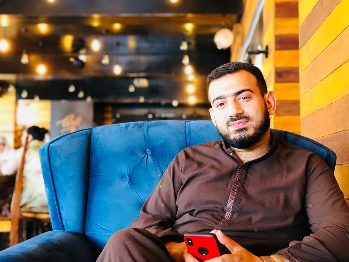 Aaqib Peerzada, Kashmir's 'Padman'