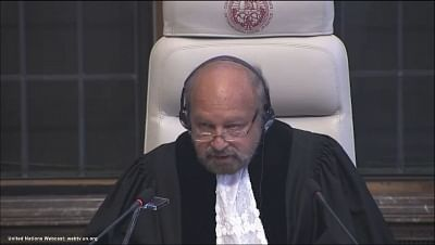 ICJ to deliver verdict in Kulbhushan Jadhav case on July 17