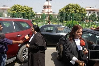 The Supreme Court on Monday issued notice to the Centre and the Bar Council of India (BCI) on a plea seeking directions to formulate a scheme towards the social security measures for women advocates. (Photo: IANS)