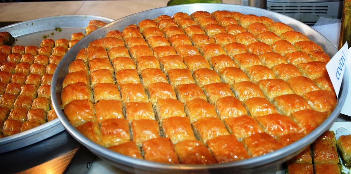 Baklava - Turkey's national dessert
