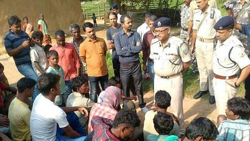 8 Arrested for Lynching 4 on Suspicion of Witchcraft in Jharkhand