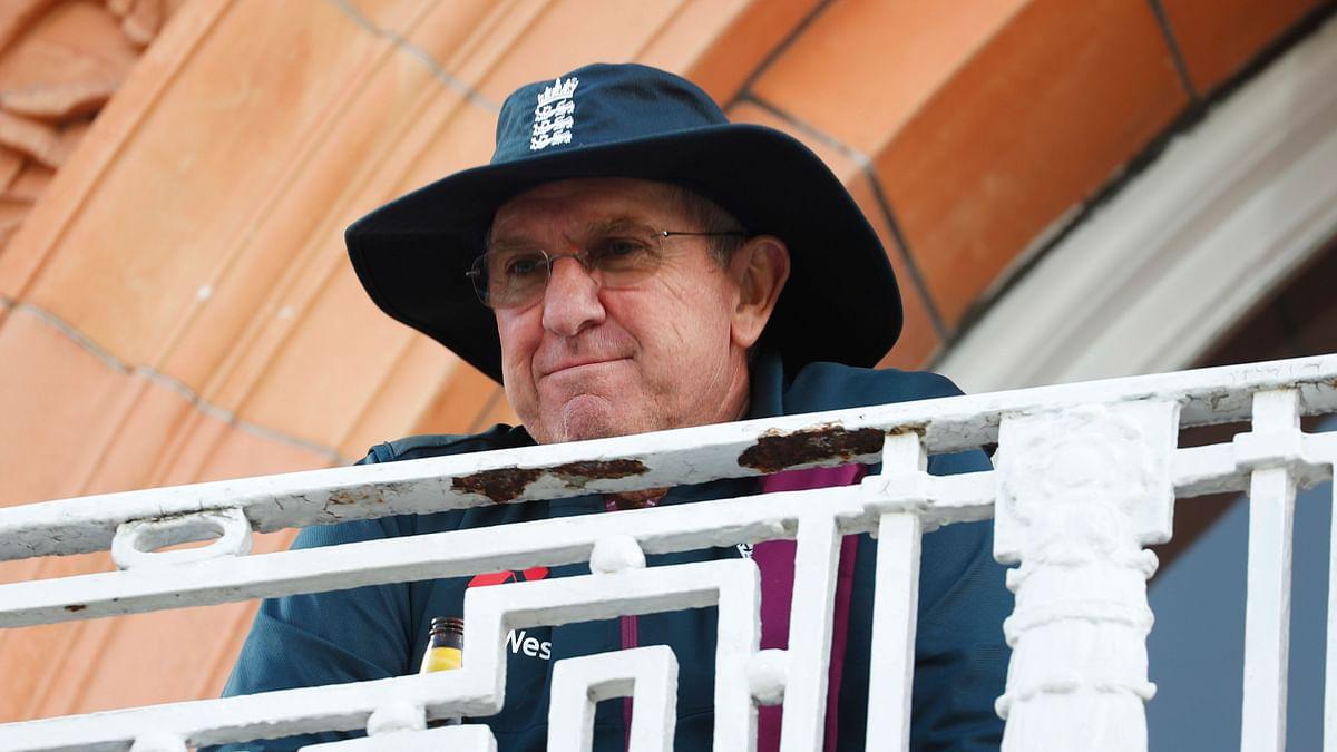 England coach Trevor Bayliss hailed the team on their World Cup success.