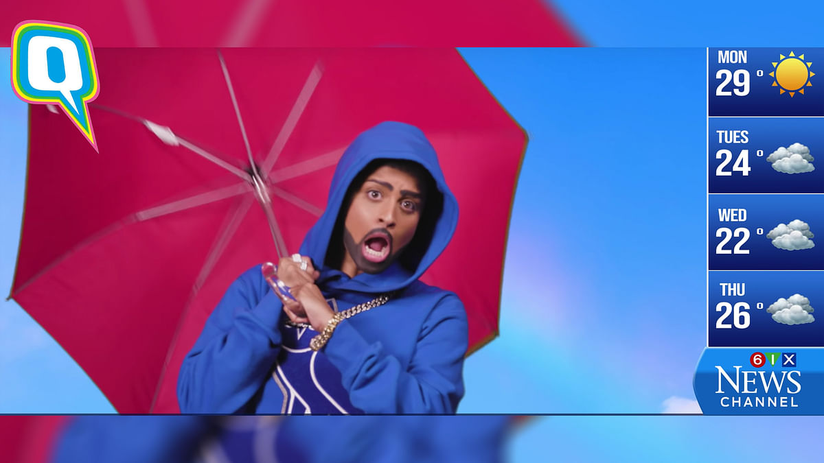 Lilly Singh Raps  The Daily News Inspired by Eminem and Drake