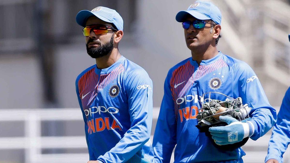 MS Dhoni Criticised for 'Baffling' Innings, Kohli Backs Him