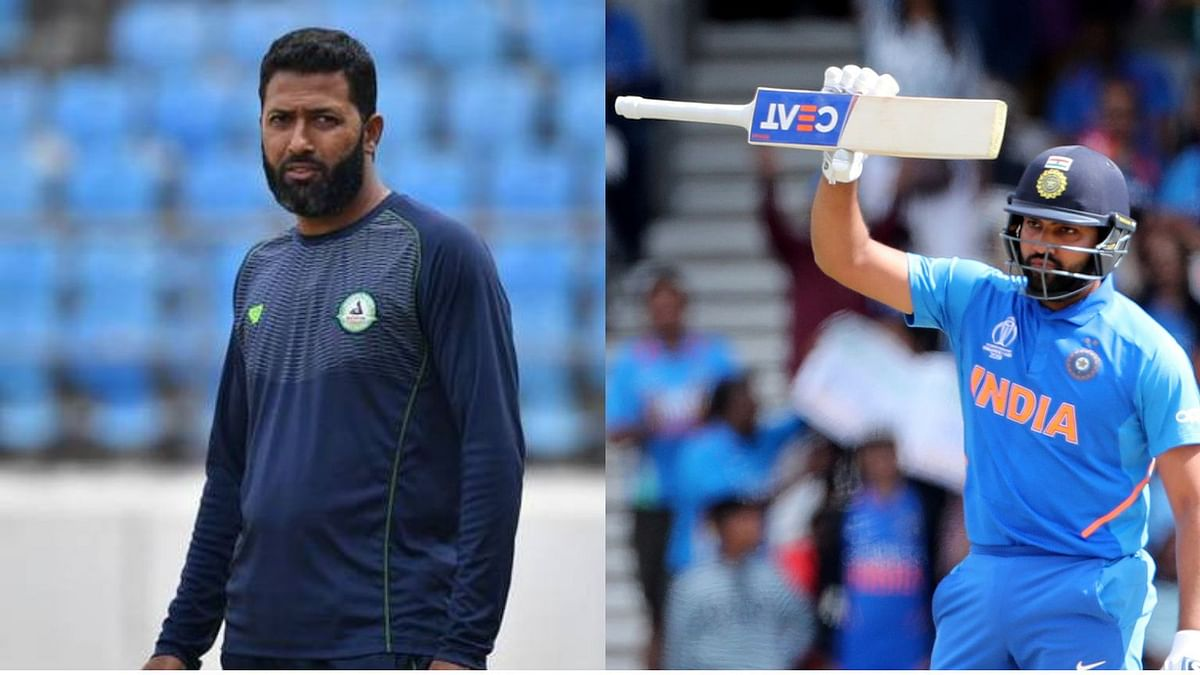 Wasim Jaffer Wants Rohit Sharma as India Captain in 2023 World Cup