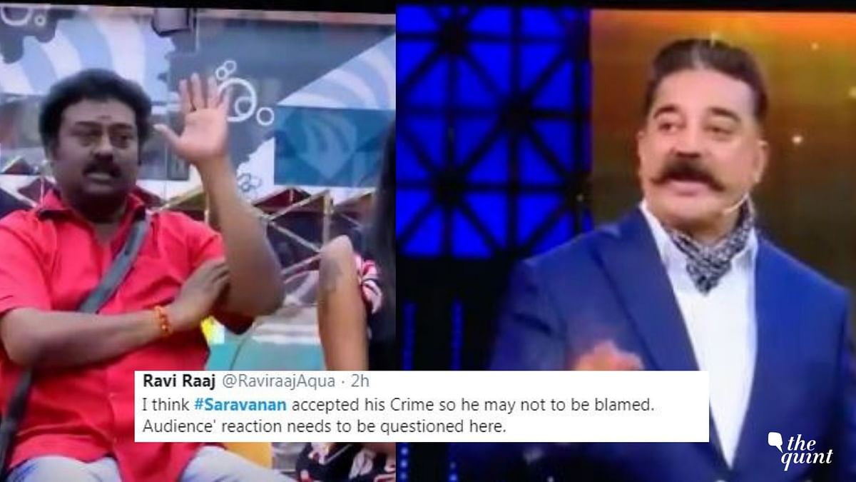Tamil Actor Saravanan Casually Admits Molestation on 'Bigg Boss'